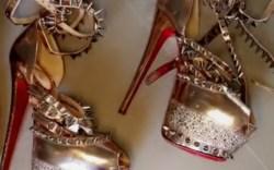 Kim Kardashian's Shoe Archives