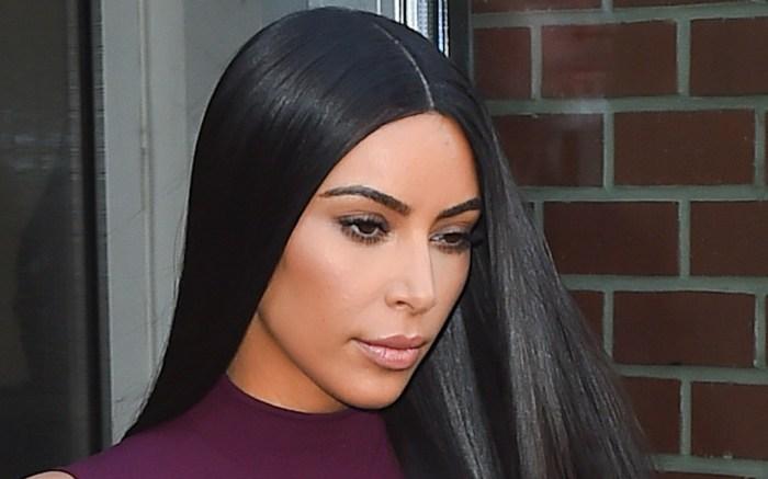 Kim Kardashian West Yeezy Season 5