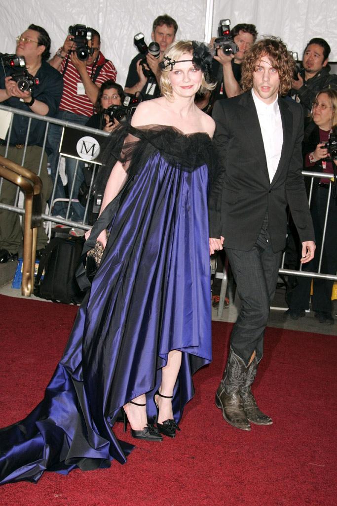 Kirsten Dunst Christian Lacroix Shoes