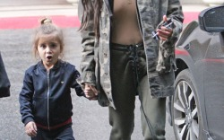 Celeb Kids in Non-Gender Binary Looks
