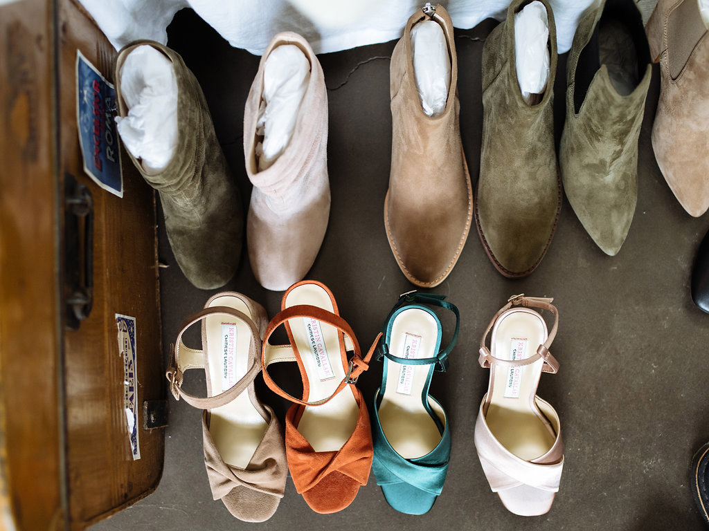 Kristin Cavallari chinese laundry shoes photo shoot