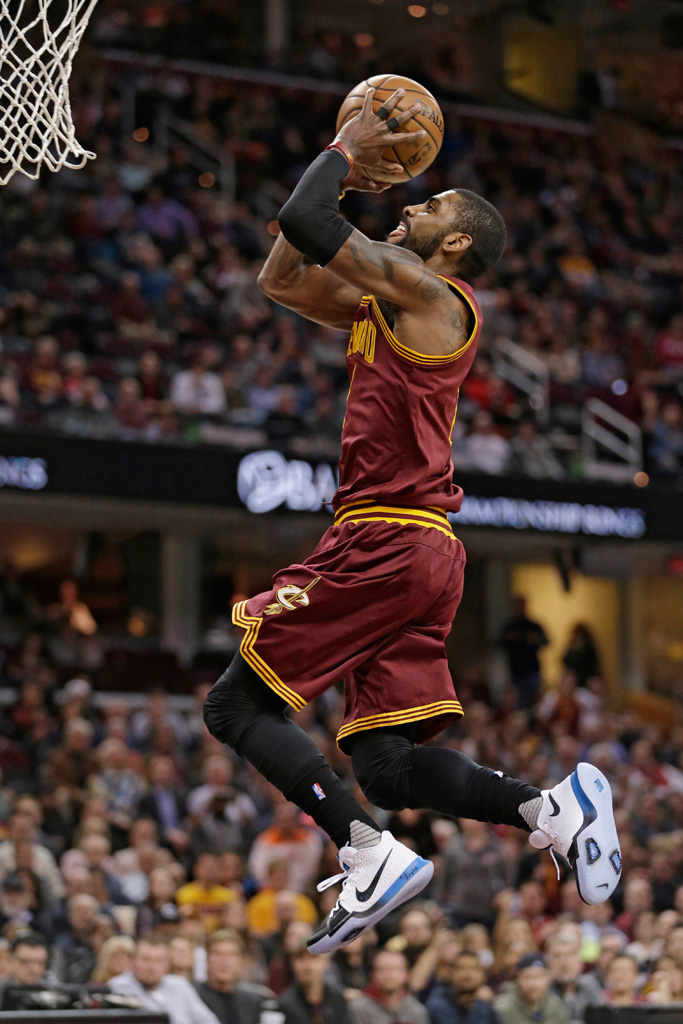 Kyrie Irving Cleveland Cavaliers Nike
