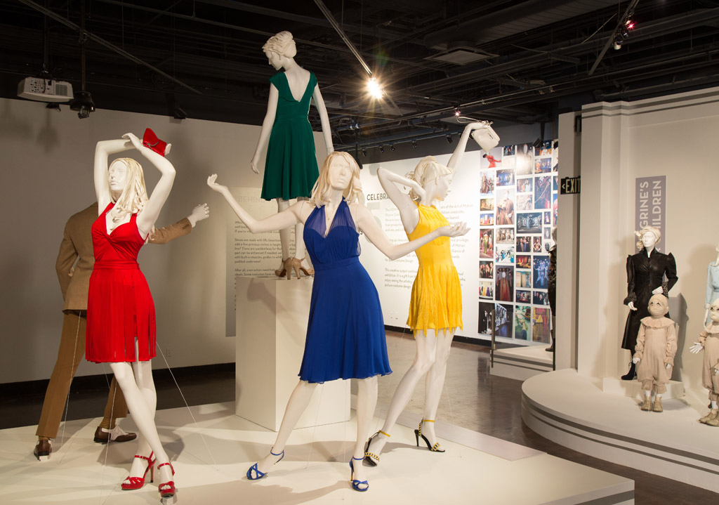 Oscars Best Costumes Featured At Fidm Footwear News