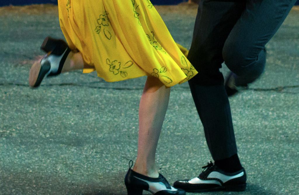 la la land shoes emma stone ryan gosling