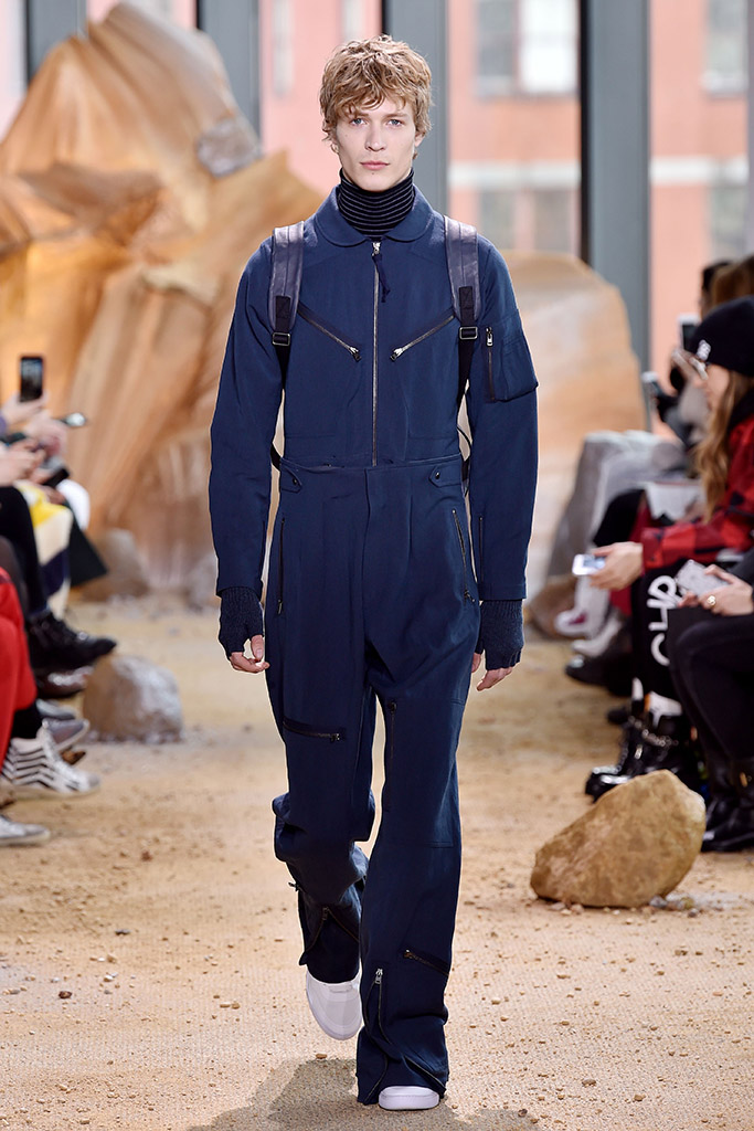 Lacoste Fall 2017 New York Fashion Week