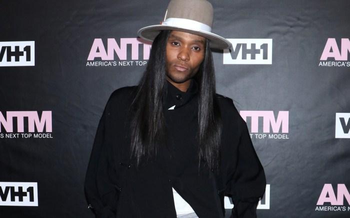 Law Roach Stylist America's Next Top Model
