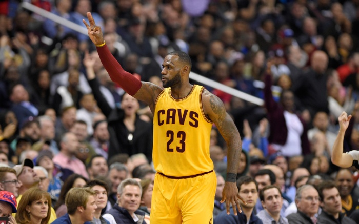 LeBron James Cleveland Cavaliers