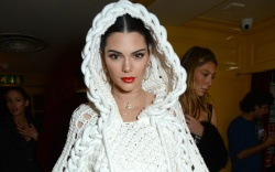 Kendall Jenner Love Magazine Party Style