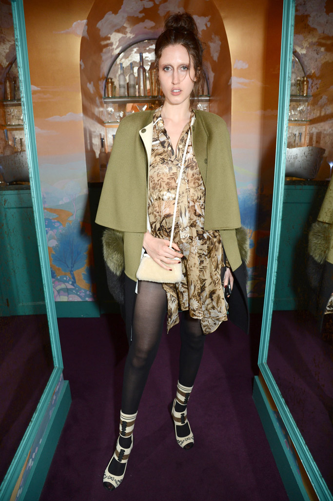 Anna Cleveland Love Magazine Party Style