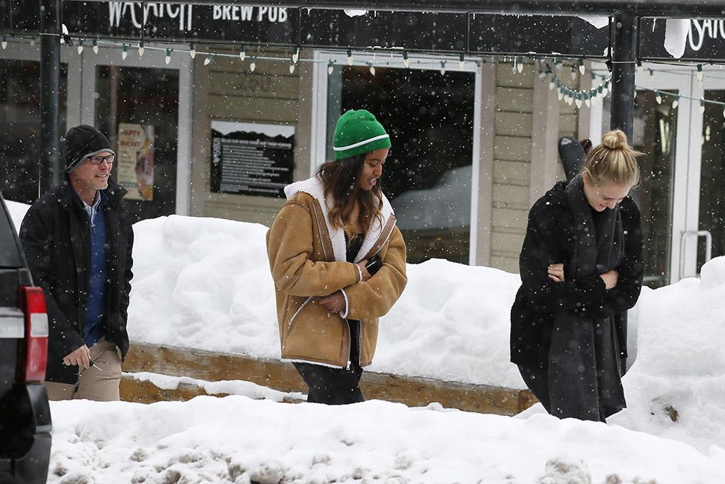 Malia Obama Sundance