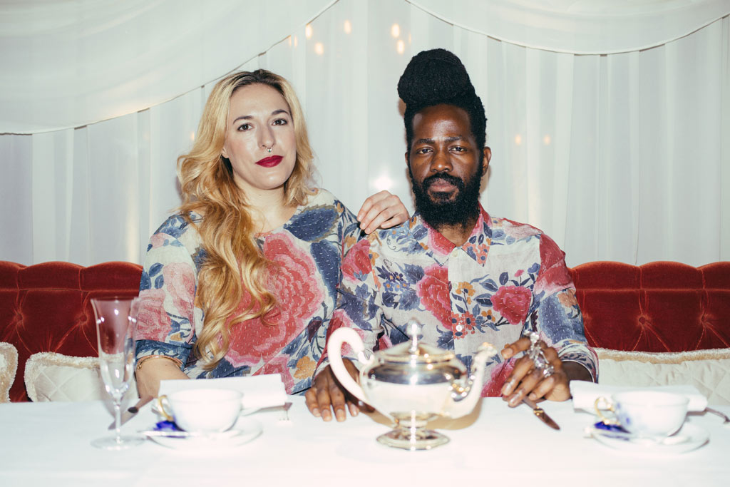 Mary Alice Malone and Roy Luwolt of Malone Souliers