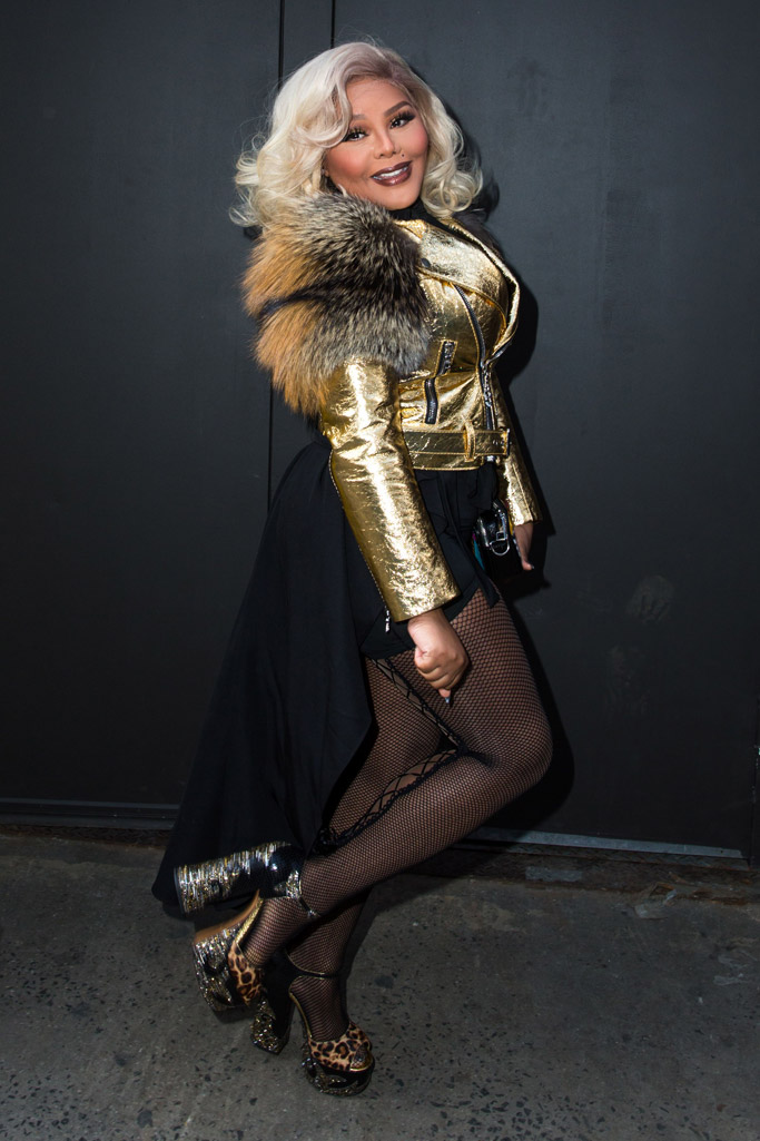 lil kim marc jacobs show style friendship before after
