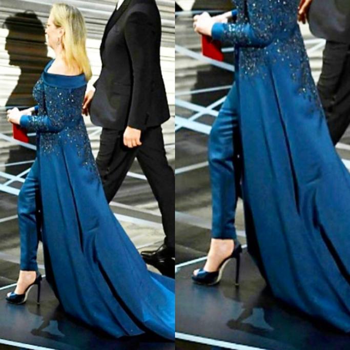 Meryl Streep 2017 Oscars
