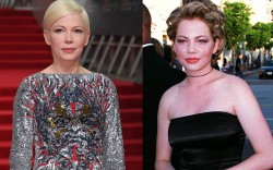 michelle williams actress fashion style red