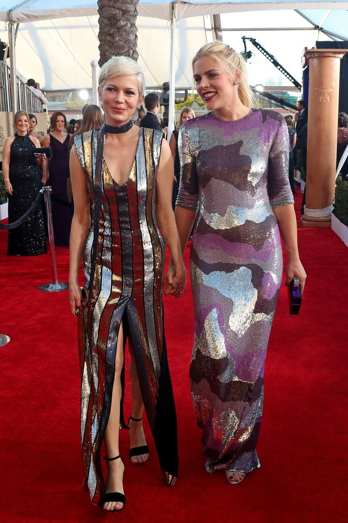 Red Carpet Style: Michelle Williams