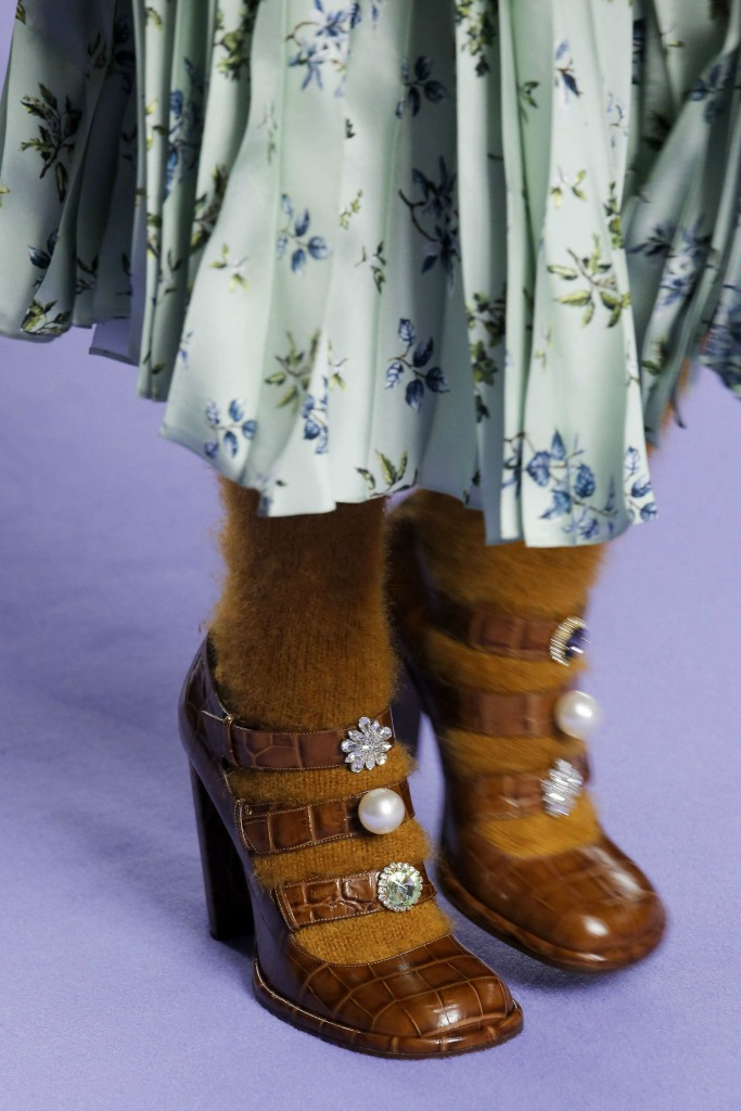 mulberry top trends london fashion week