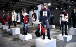Nautica fall '17 collection at New