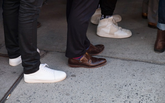 New York Fashion Week Men's Street Style