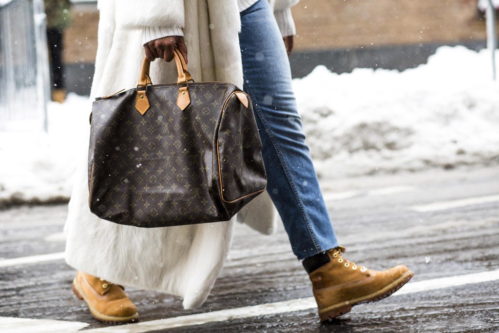 New York Fashion Week Fall 2017 Street Style