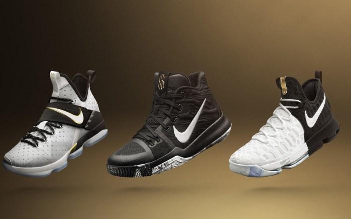 Nike BHM Black History Month LeBron 14 Kyrie 3 Zoom KD 9