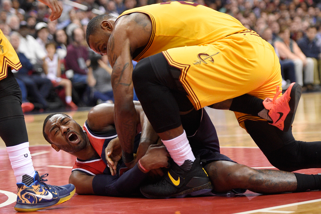 LeBron James Nike LeBron 14 PE