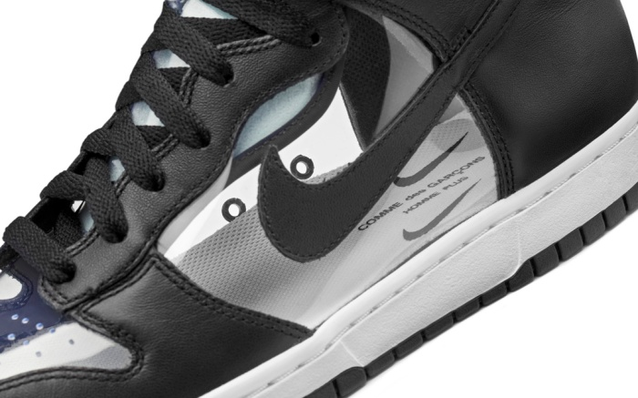 Comme des Garçons x NikeLab Dunk Hi
