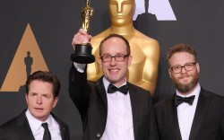 Seth Rogen Oscars: Nike Mag 'Back