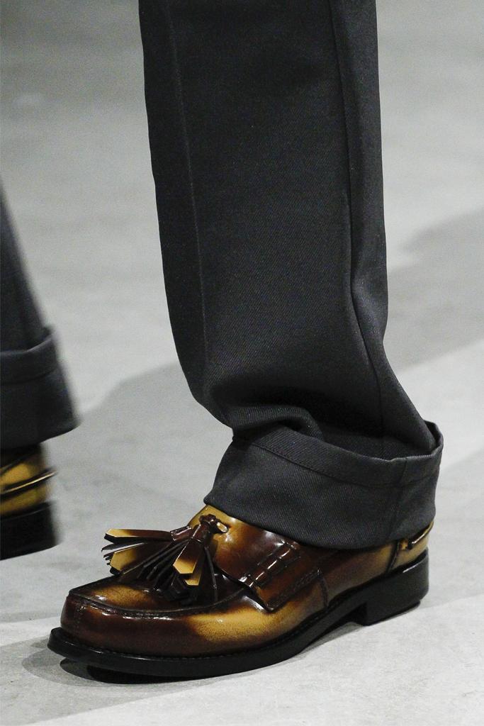 Prada Fall 2017 Men's Shoes