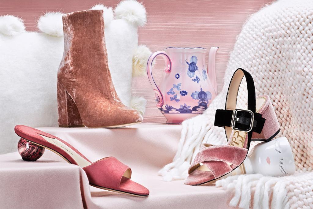 prefall 2017 designer shoes
