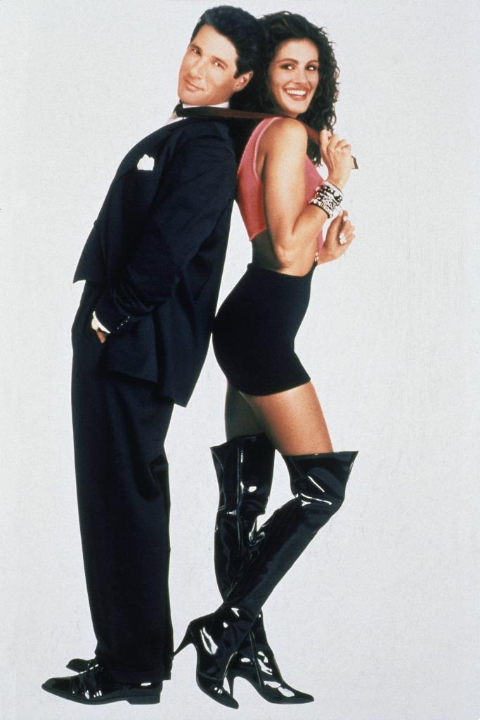 Iconic Movie Shoes Pretty Woman Julia Roberts