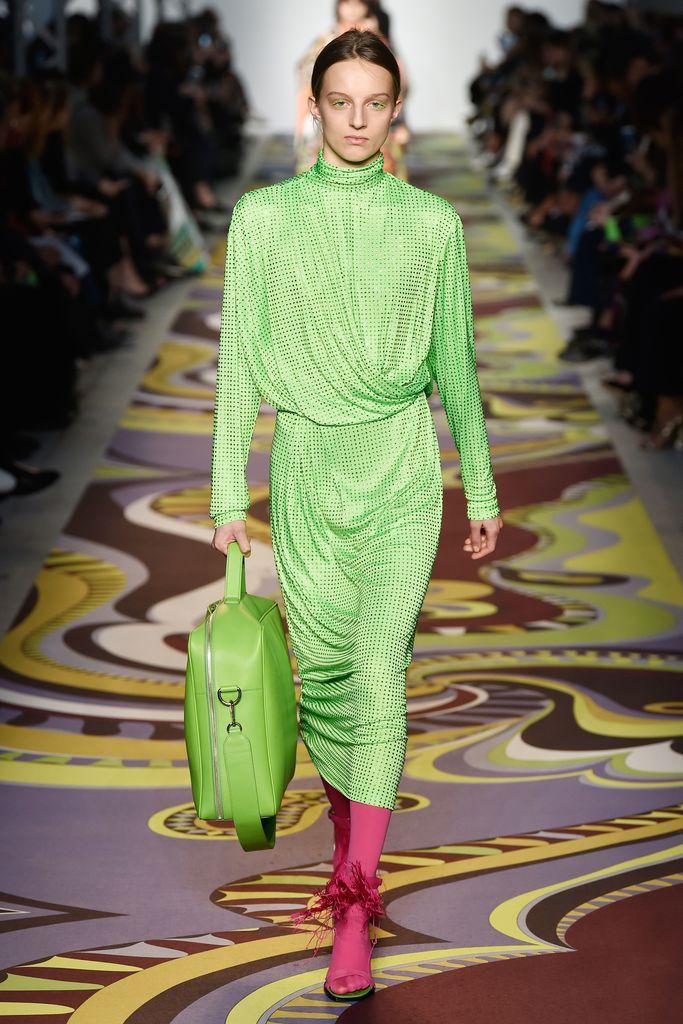 Emilio Pucci ready to wear fall 2017