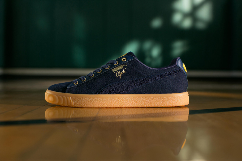 Puma Clyde Wool The Legacy Collection