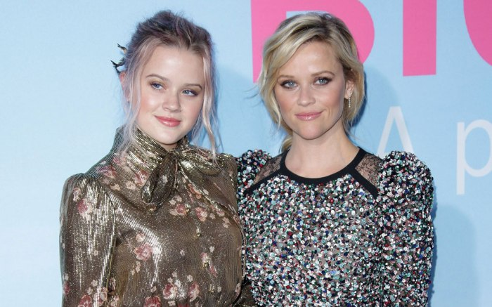 Ava Phillippe Reese Witherspoon Big Little Lies Premiere