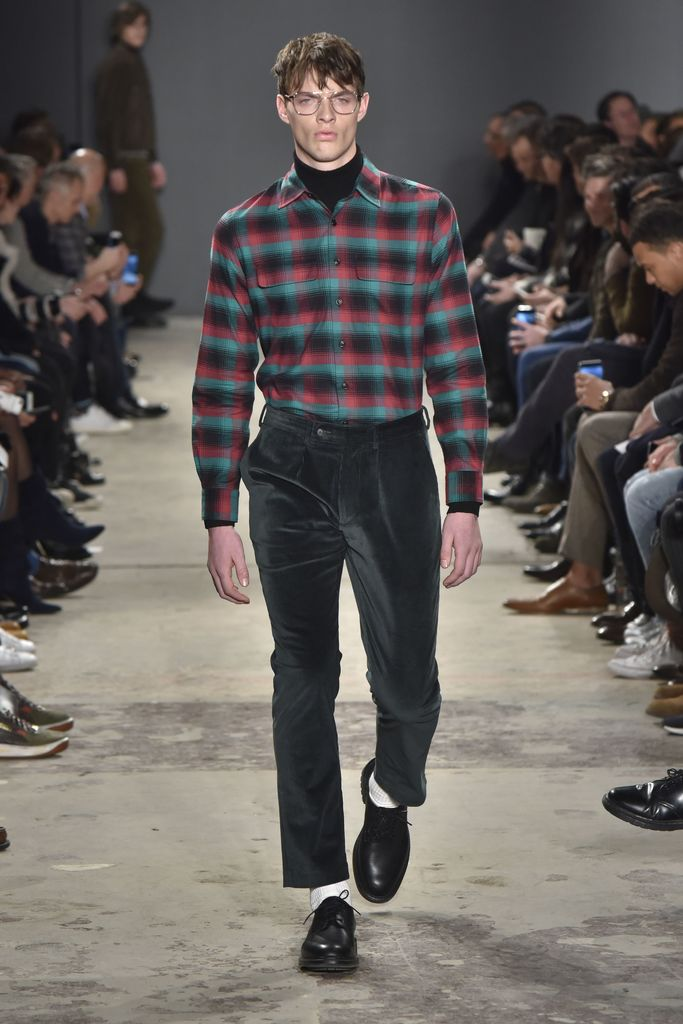 Todd Snyder Fall 2017