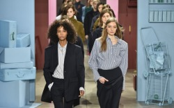Tibi Ready-to-Wear Fall 2017 at New