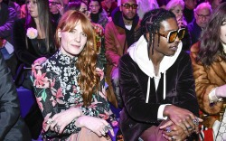 florence welch A$AP Rocky