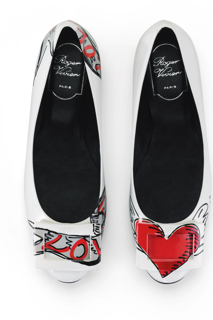 Roger Vivier Valentine's Day Collection