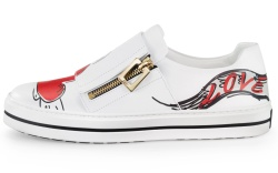 Roger Vivier Valentine's Day Sneaker