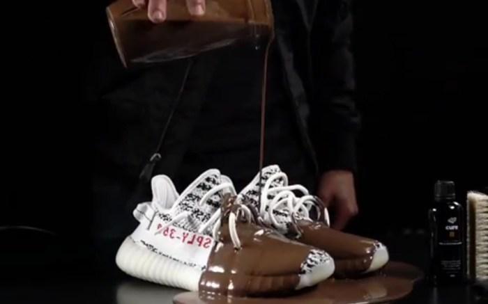 Adidas Yeezy Boost 350 V2 Milkshake