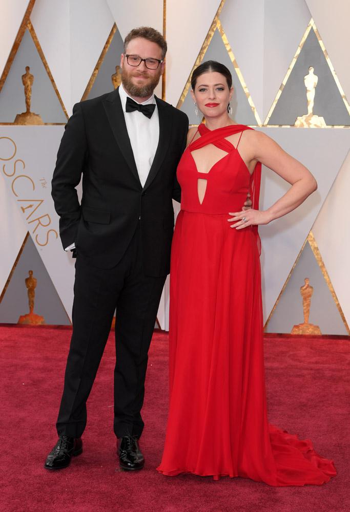 Seth Rogen Oscars: Nike Mag 'Back to