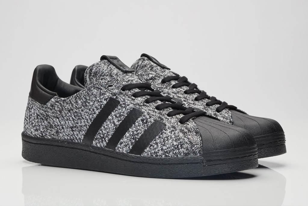 Sneakersnstuff x Social Status x Adidas Superstar Boost