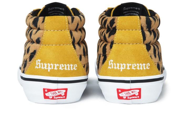 Supreme x Vans Spring 2017 Sneakers
