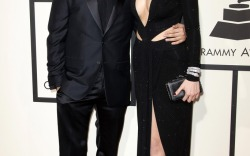 Celebrity Couples at the Grammys