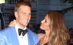 Tom Brady & Gisele Bündchen