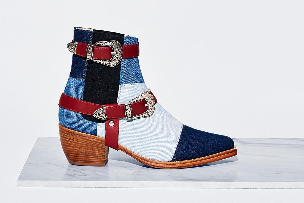 Tommy Gigi Spring 2017 Shoes