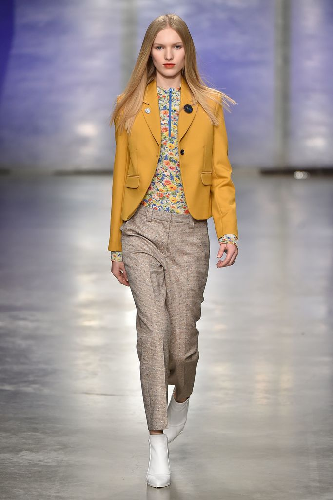 Topshop Unique ready to wear fall 2017