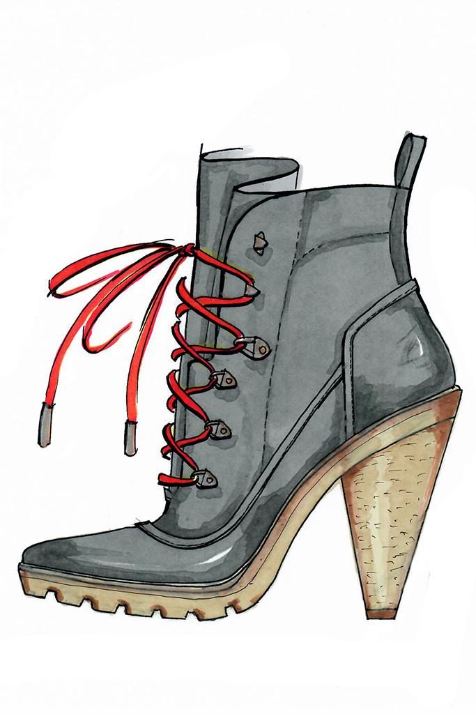 Veronica Beard Fall '17 Shoe Launch