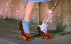Iconic Movie Shoes Wizard of Oz