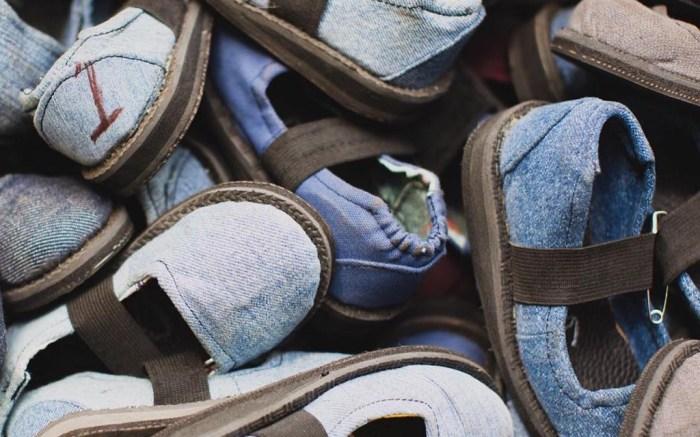 Sole Hope Denim Shoes