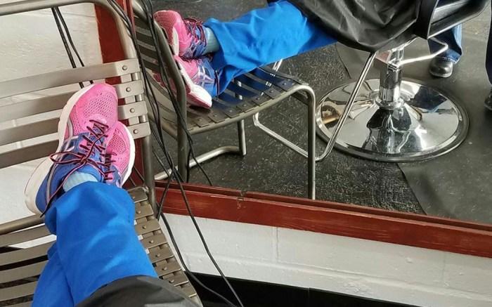 Nurse's Shoes